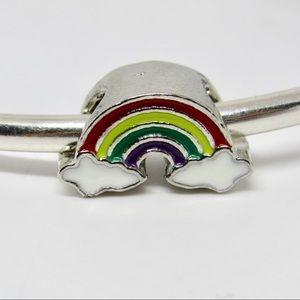 Rainbow Handmade Charm